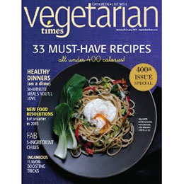 Subscribe to Vegetarian Times Magazine