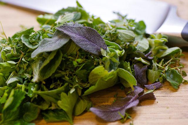 HerbsForPasta