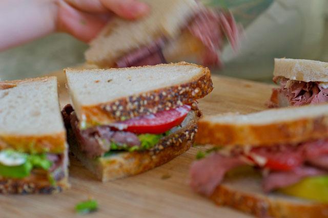 SandwichGrab