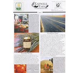 Join the Eatwell Farm CSA