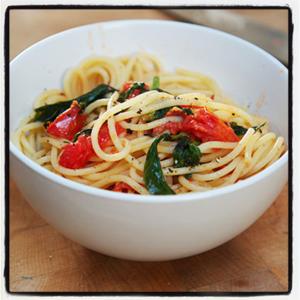 Stephen's Summer Spaghetti