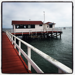 Farallones National Marine Sanctuary Boathouse